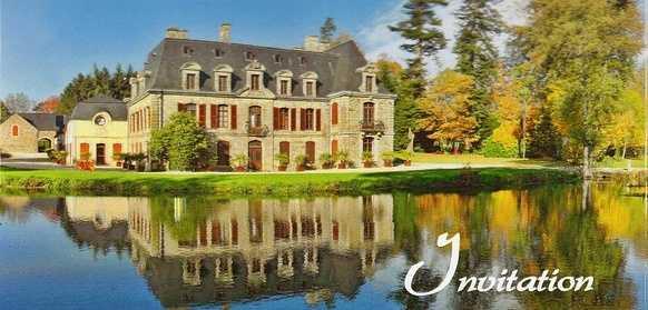 Exposition au Chateau de Tronjoly